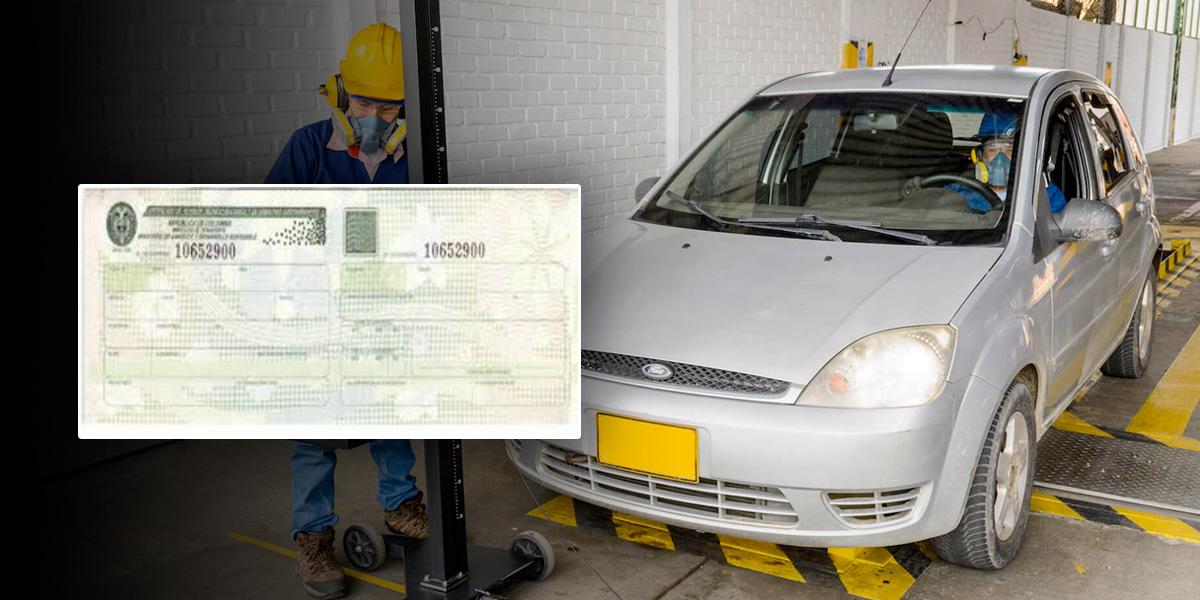 ¡Pilas, conductores! Cambios en los certificados de revisión técnico mecánica y gases