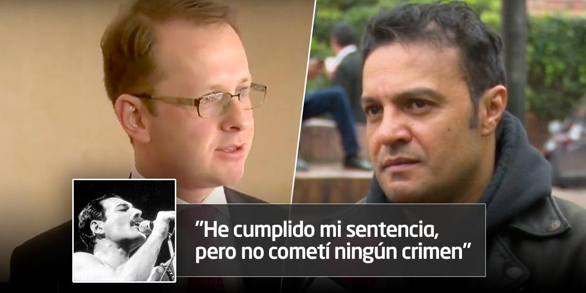 Citando a Freddie Mercury, exministro Arias le respondió al actor Julián Román