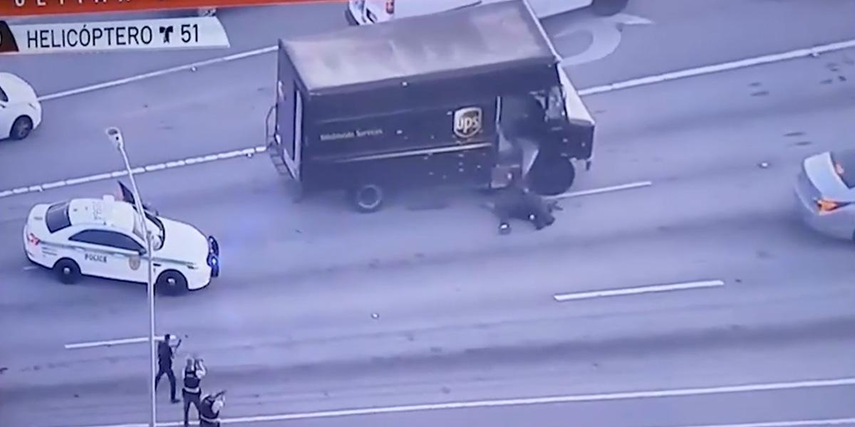 Robo a joyería deja tres muertos tras una larga persecución en Florida, EE. UU.