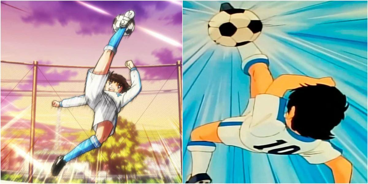 diferencias entre capitán tsubasa y supercampeones