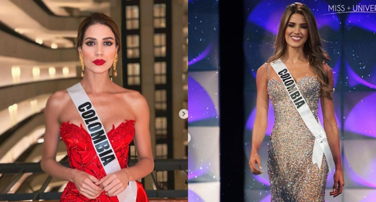 El mensaje de Gabriela Tafur sobre el Paro Nacional en Miss Universo