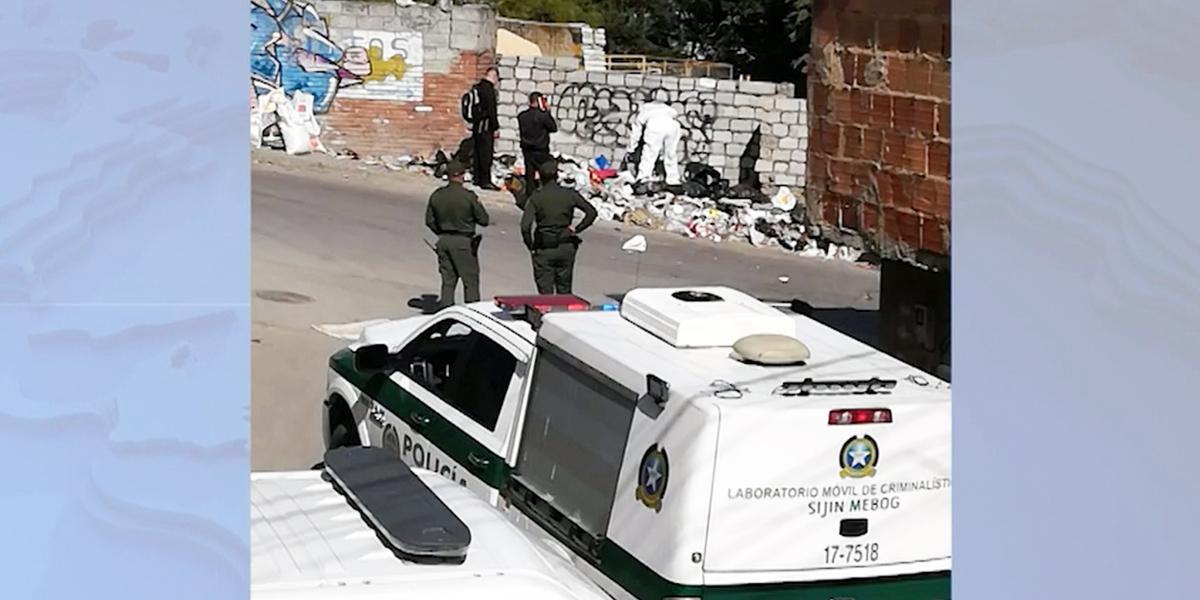 Hallan cuerpo de joven envuelto en bolsa plástica en Ciudad Bolívar