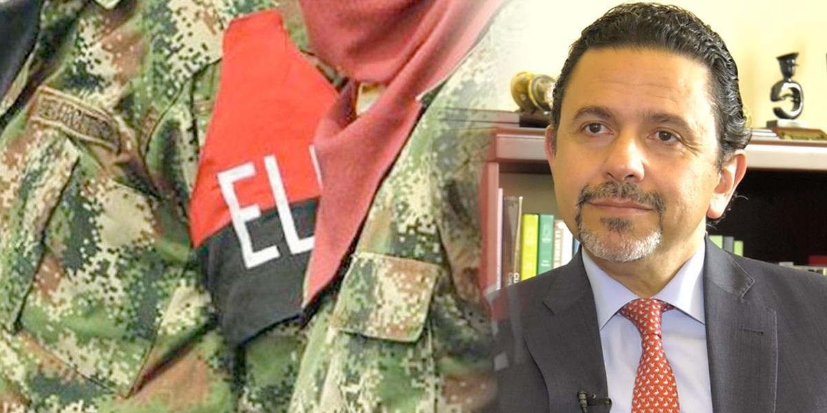 """Gobierno dice que hay un """"nuevo ambiente"""" para retomar diálogos con el ELN"""
