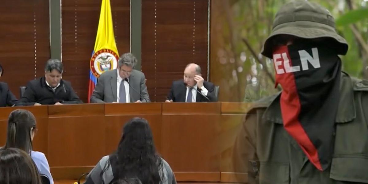 Corte Constitucional no revisará tutela sobre diálogos con el ELN