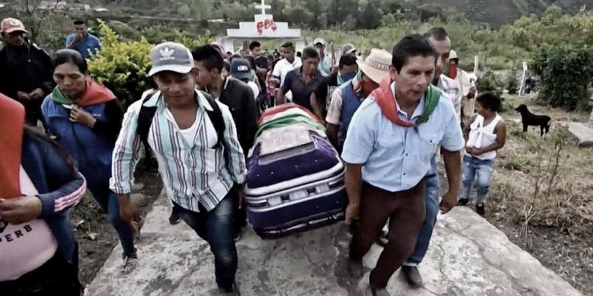 Preocupante cifra en Cauca: ya van 69 indígenas asesinados este año