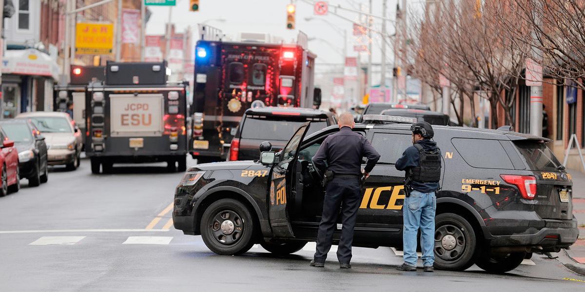 Al menos seis muertos y varios heridos en tiroteo en Jersey City, Nueva Jersey