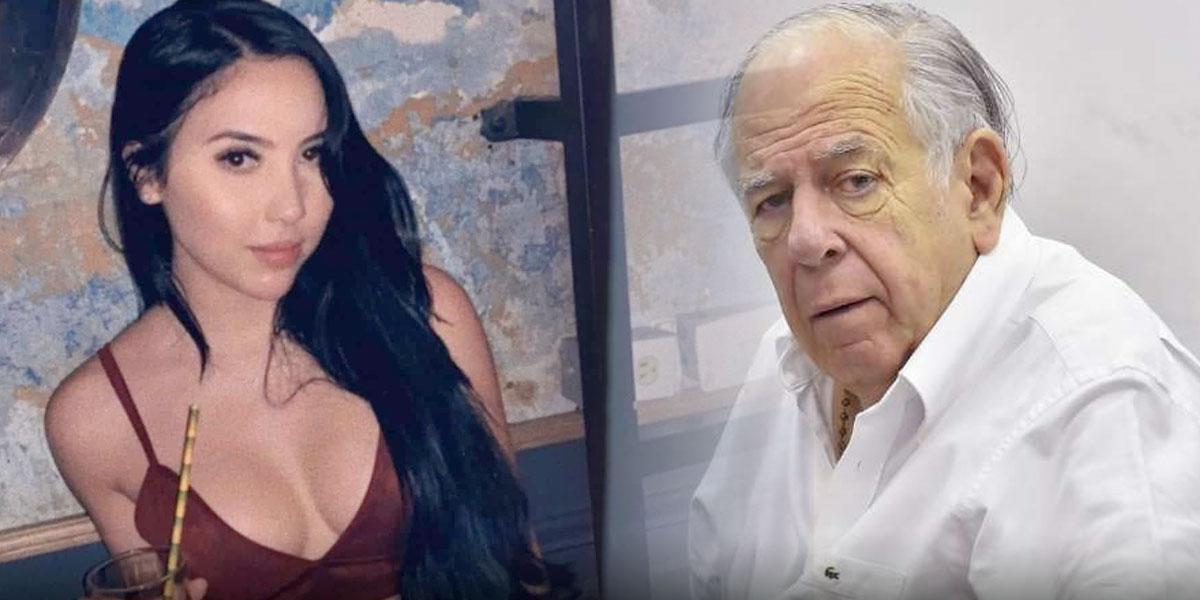 """Julio Gerlein dice que no amenazó a hija de Aida Merlano y que eso """"obedece a estrategias de solicitudes de dinero"""""""