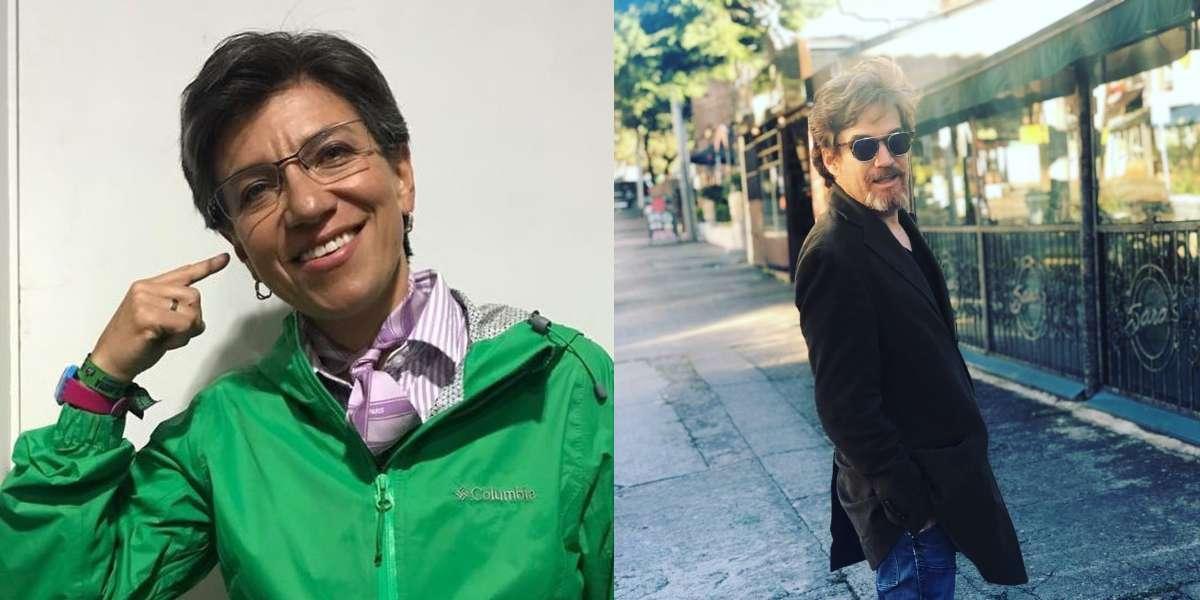 El actor que eligió Claudia López para ser el nuevo Secretario de Cultura de Bogotá