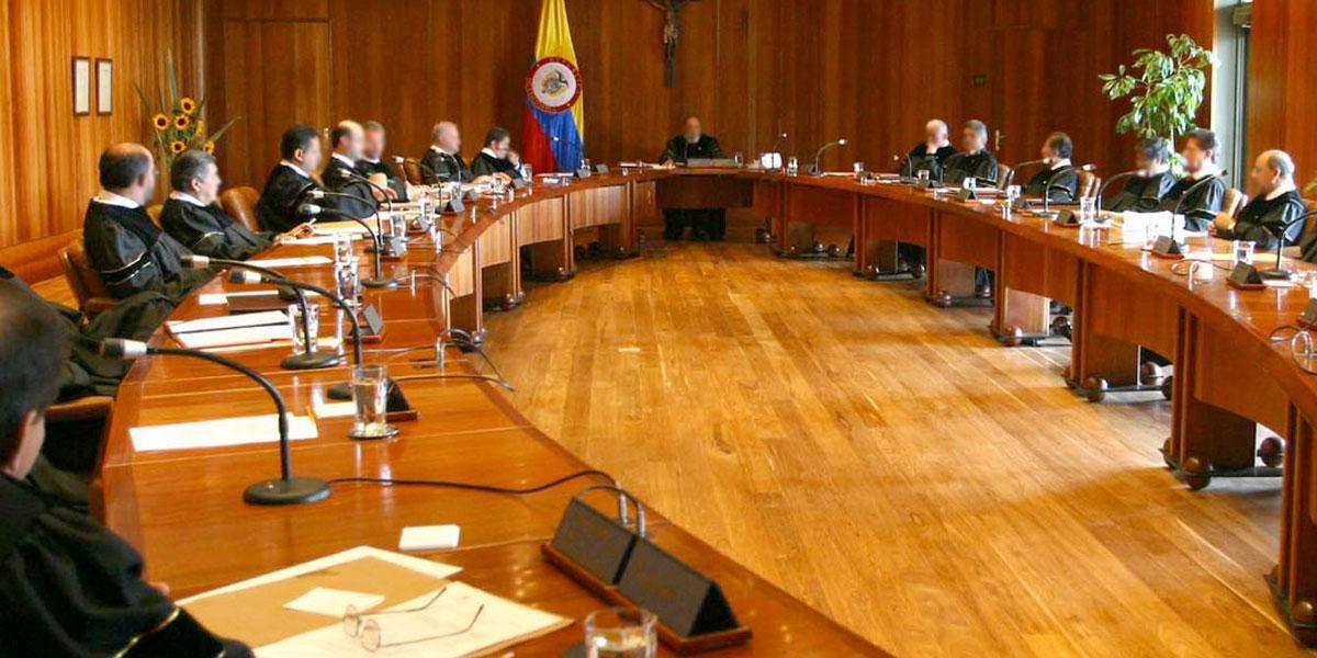 Corte no logró elegir al fiscal general de la Nación