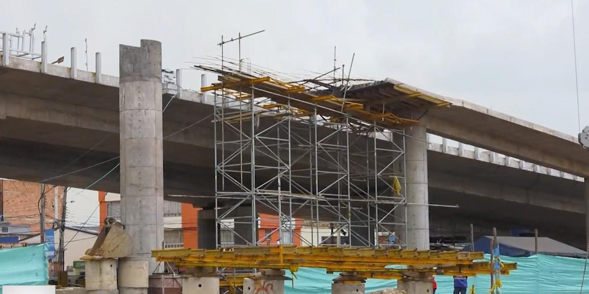 Puente de la calle 63 con Avenida Boyacá no será entregado en administración Peñalosa