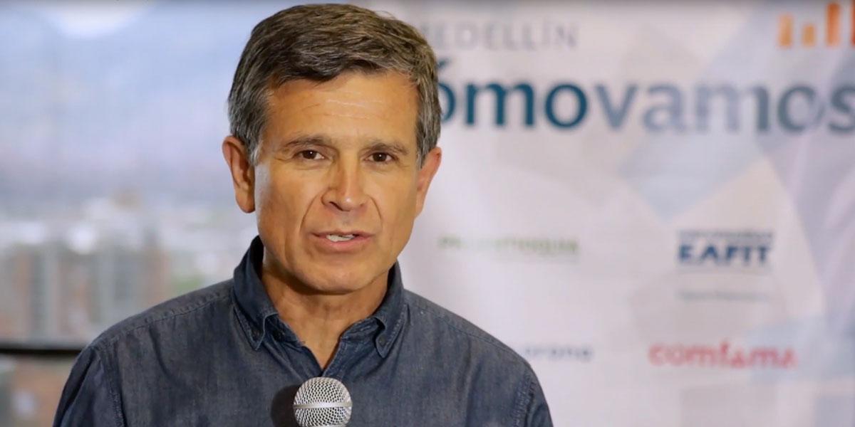 Hugo Acero, nuevo secretario de Seguridad de Bogotá