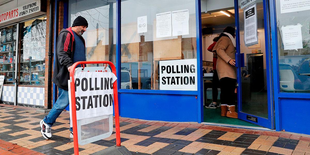 Reino Unido vota en las legislativas que determinarán el Brexit