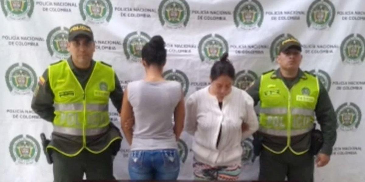 Madre e hija asesinan a mujer por caso de celos en Cali