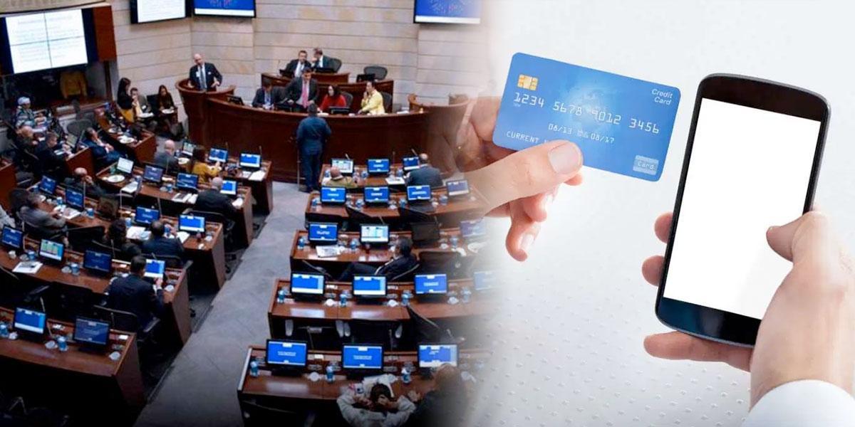 Reforma tributaria: eliminan sobretasa del 4 % a las compras por internet