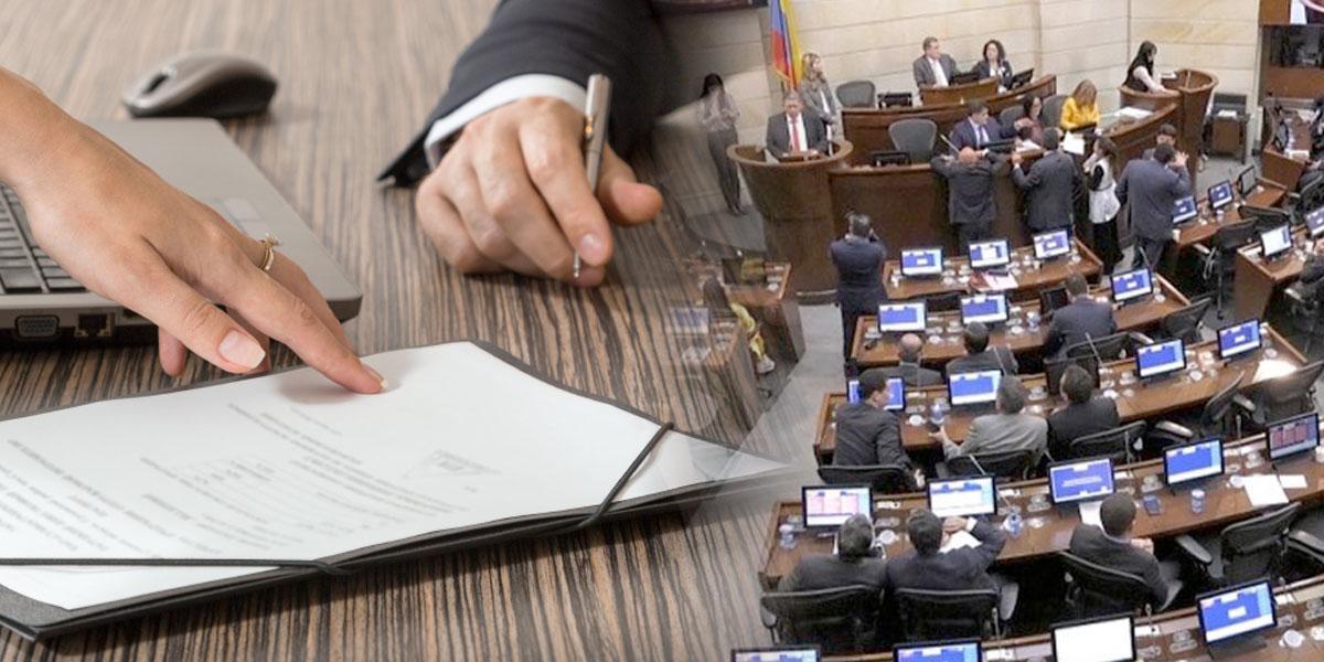 Congreso aprobó en último debate proyecto de Pliegos Tipo
