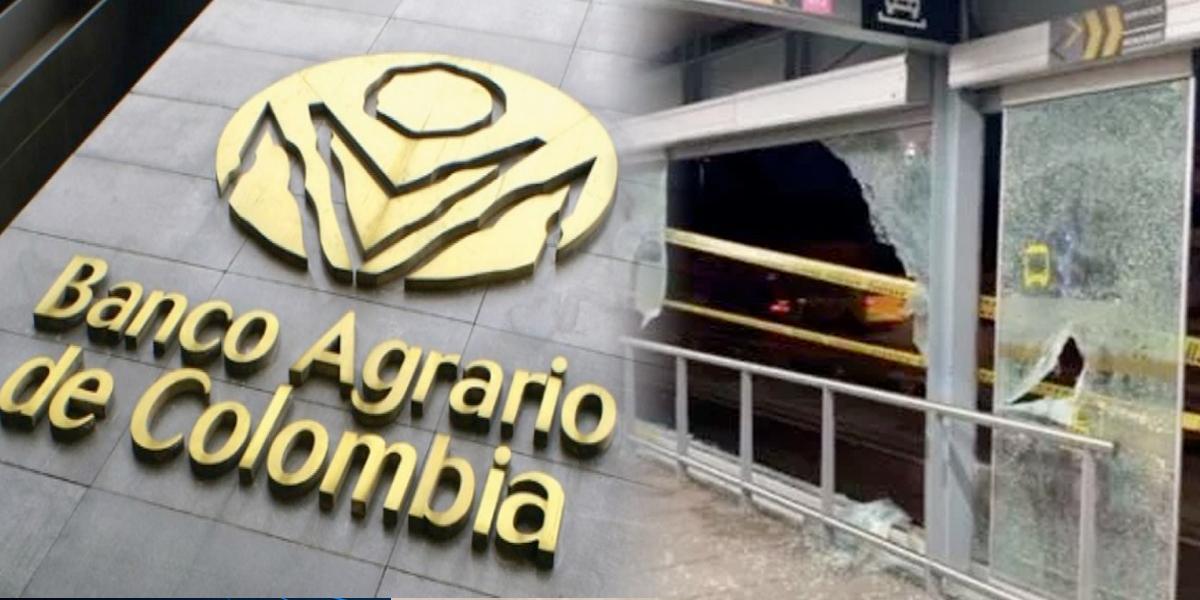 Abren línea de crédito para afectados por las marchas en el Banco Agrario