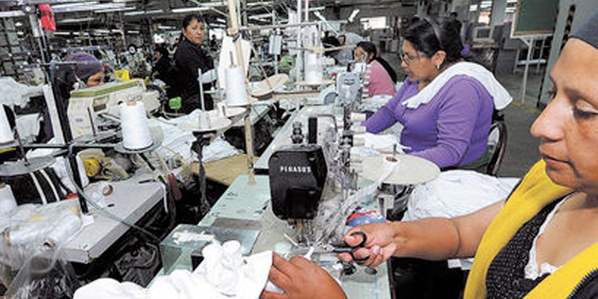 ¿Por qué se unieron empresarios del textil para protestar contra el Gobierno?