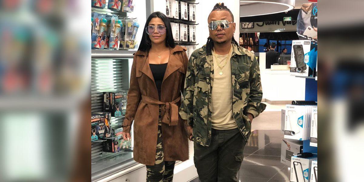 Video: Mr. Black somete a su esposa Yuranis a 'dura' dieta en diciembre