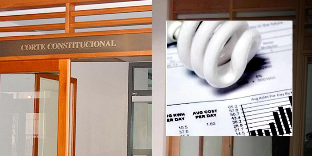 Corte Constitucional ordena a EPS pagar recibo de la luz de un afiliado