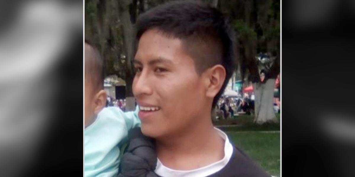 Asesinan a joven defensor de derechos humanos en Toribío, Cauca