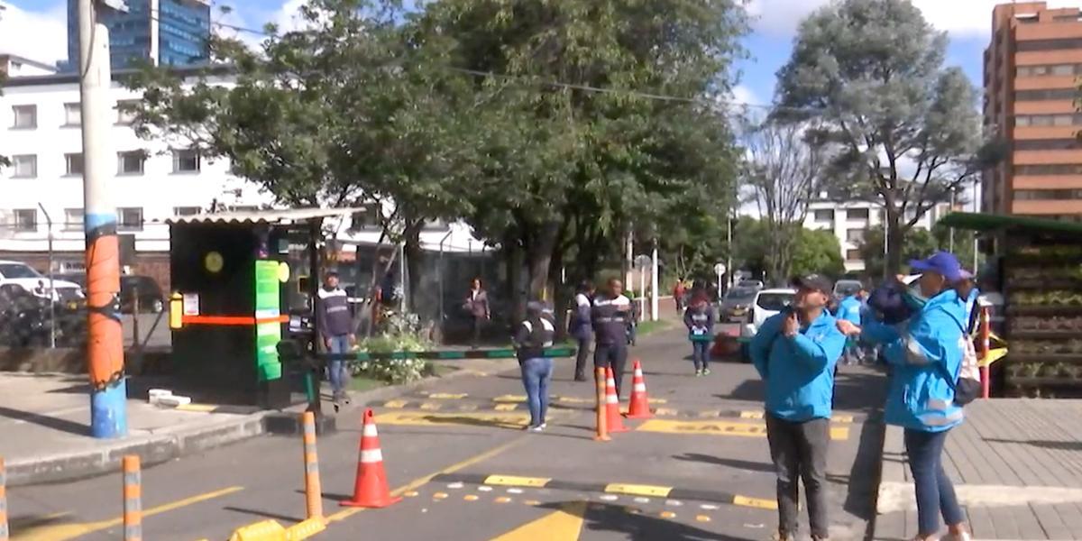 ¡Cuidado! Estos parqueaderos funcionan irregularmente como privados en Bogotá