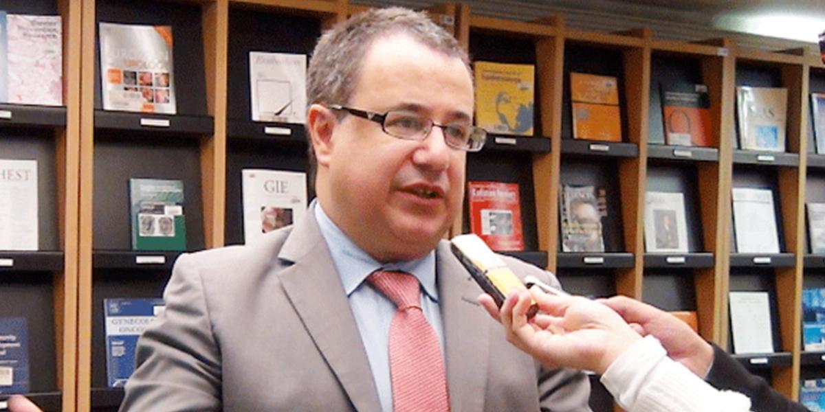 Mauricio Santamaría, el nuevo presidente de Anif