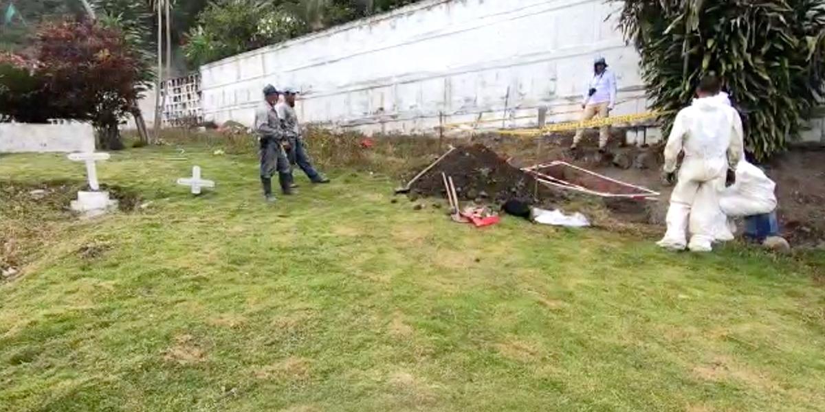 Movimiento Movice pide exhumaciones en cuatro cementerios de Dabeiba, Antioquia