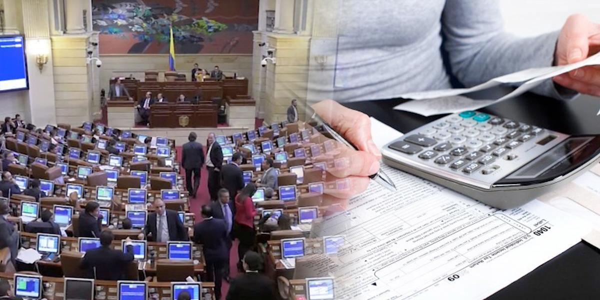 Aprobada ponencia favorable de la reforma tributaria en Cámara de Representantes