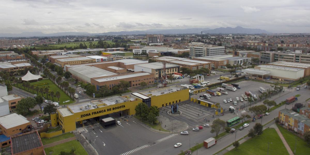 Zona franca de Bogotá: la mejor de las «Américas y la cuarta mejor del mundo»