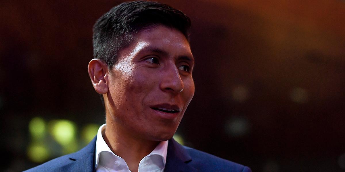 «Sigo soñando con el Tour y espero volver a la Vuelta»: Nairo Quintana