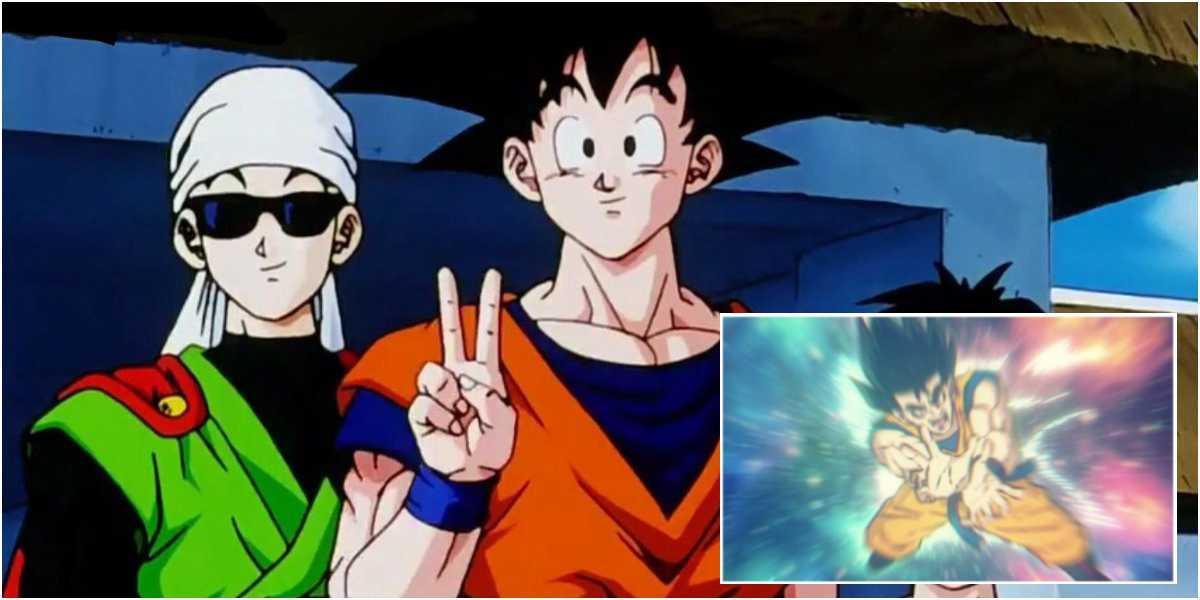 goku en otros animes dr stone