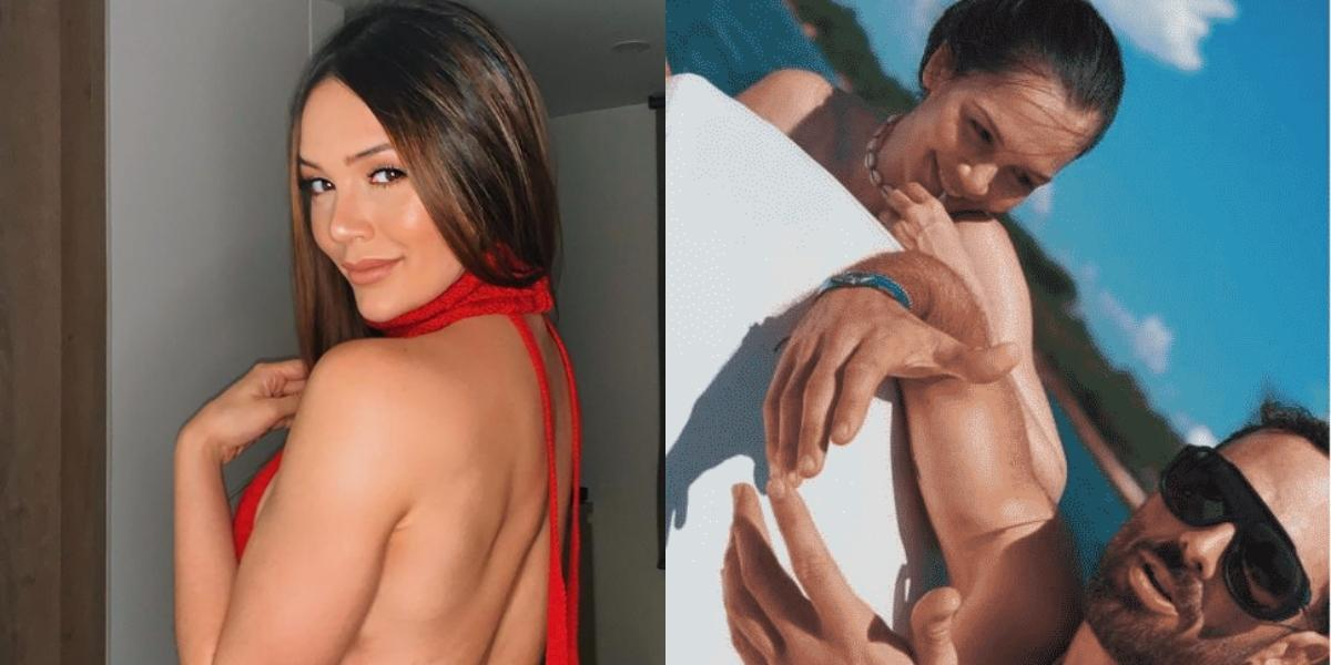 La prueba que confirmaría el fin del noviazgo entre Lina Tejeiro y Norman Capuozzo