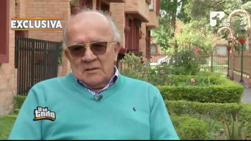 Otro gran humorista es sacado de la televisión colombiana