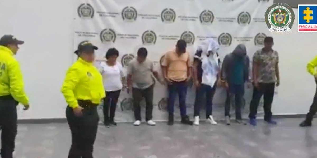 Desarticulan red que explotaba sexualmente a menores en Colombia y Ecuador