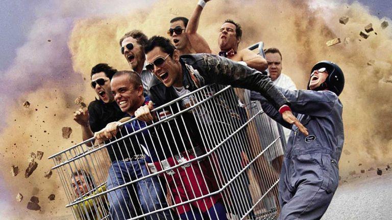 'Jackass' regresará a la pantalla grande con una nueva película