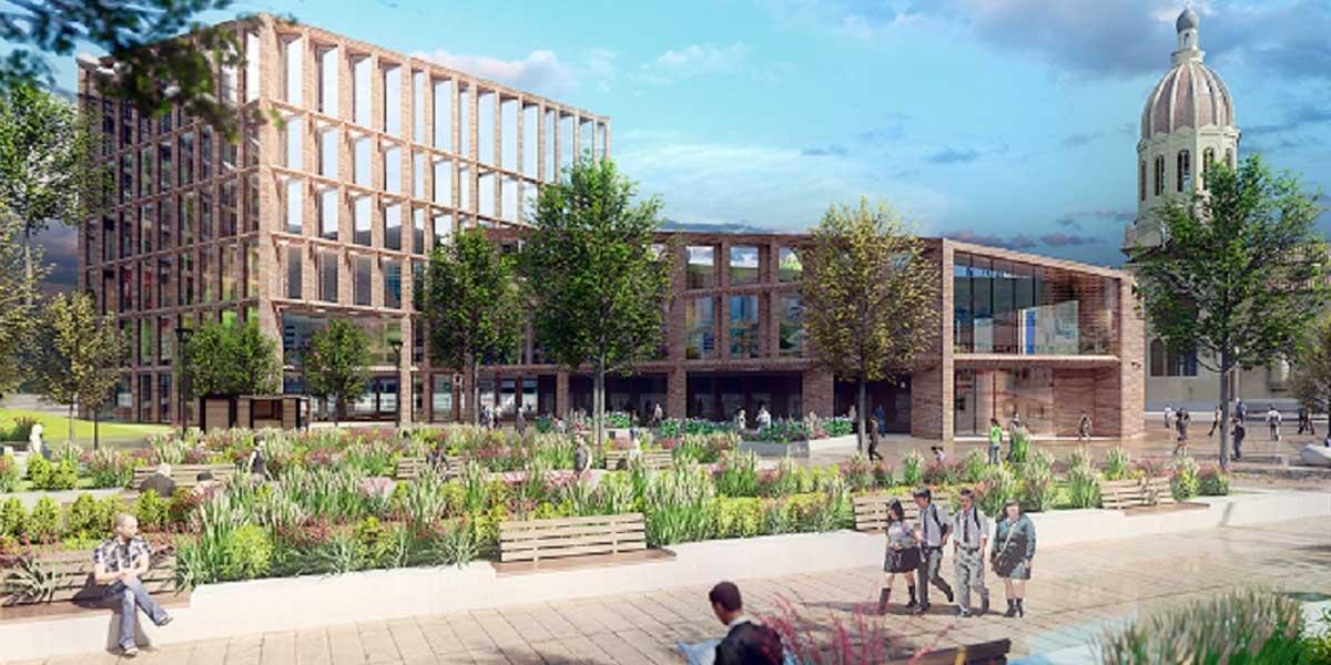Nueva sede del SENA, primera obra que iniciará construcción en calle del Bronx