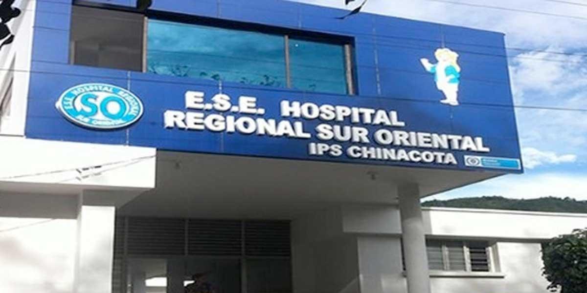 Capturan a cinco personas por irregularidades en el hospital de Chinácota, Norte de Santander
