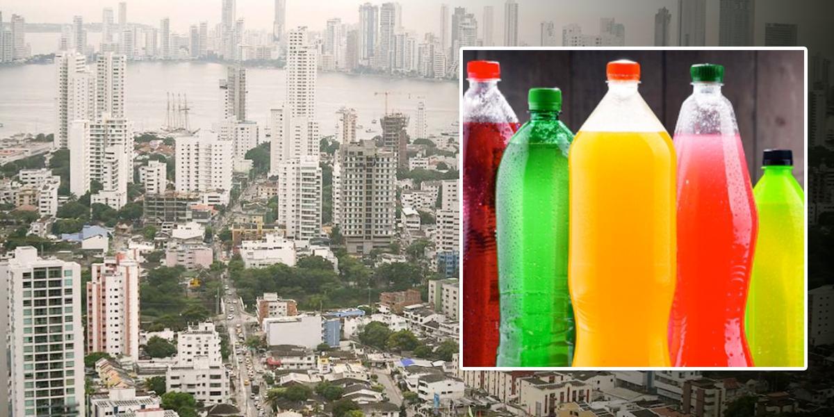 Aprobado acuerdo que prohíbe consumo de bebidas azucaradas en colegios de Cartagena