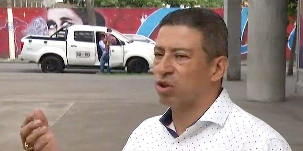 Organizador del paro nacional denunció ataque sicarial en su contra en Cali