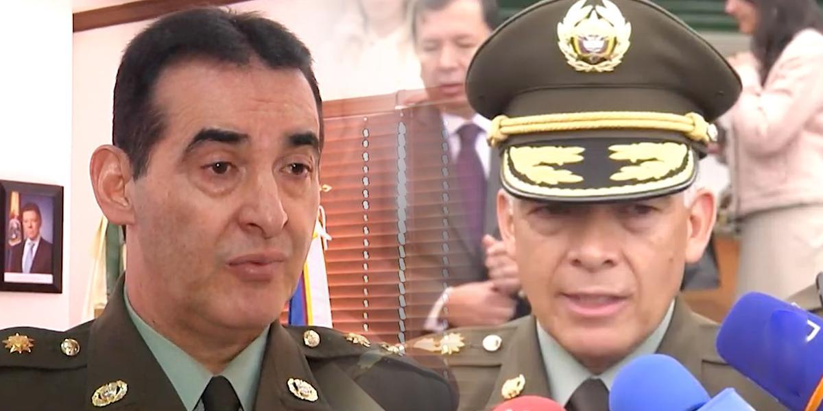 Procuraduría abre investigación tras denuncias hechas por generales de cúpula de la Policía