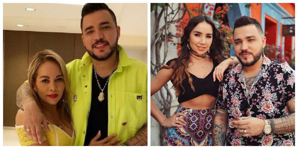 La foto por la que dicen que Sandra Barrios, la ex de Jessi Uribe, ya superó al cantante