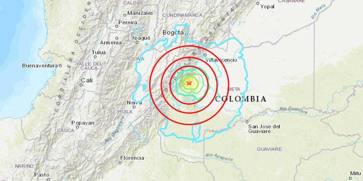 Un segundo sismo de magnitud 5,7 se sintió en el centro del país