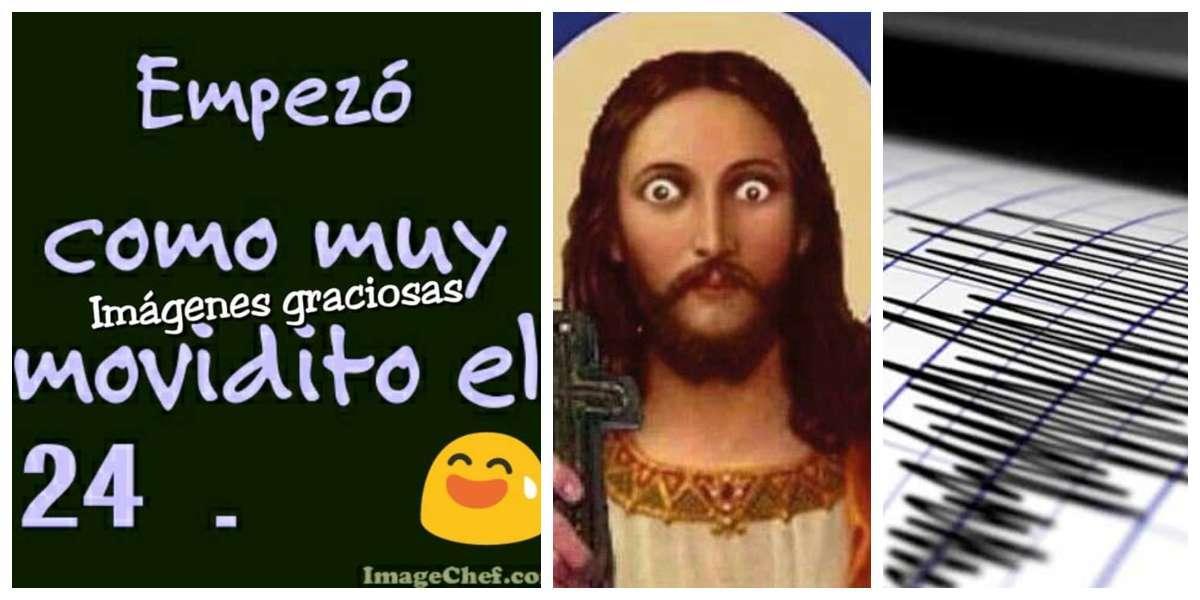 Los memes que dejaron los sismos del 24 de diciembre