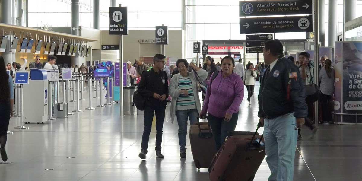 Aumenta queja de usuarios aéreos por prestación del servicio