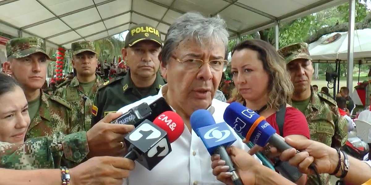 Mindefensa respalda investigaciones que adelanta la Inspección de Policía por corrupción