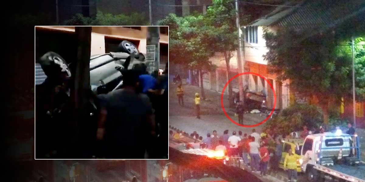 Grave accidente deja al menos tres muertos en Barranquilla