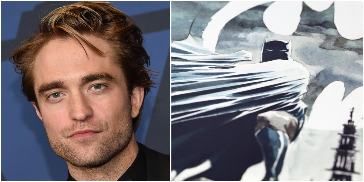 robert pattinson mascara de batman