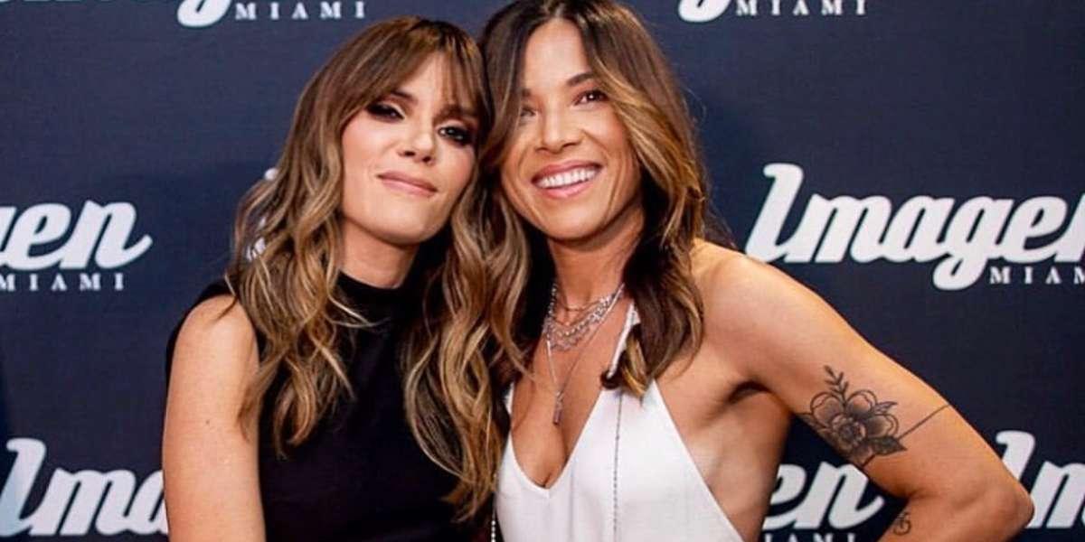 La cantante Kany García se casó con su novia
