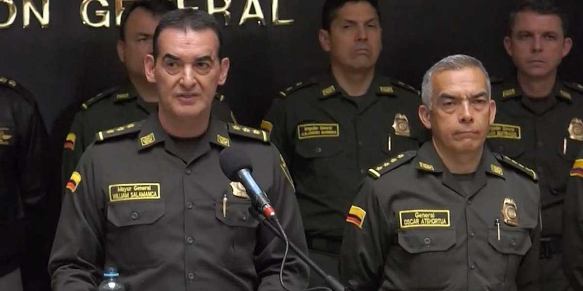 Inspector de la Policía confirma investigaciones por corrupción en la institución
