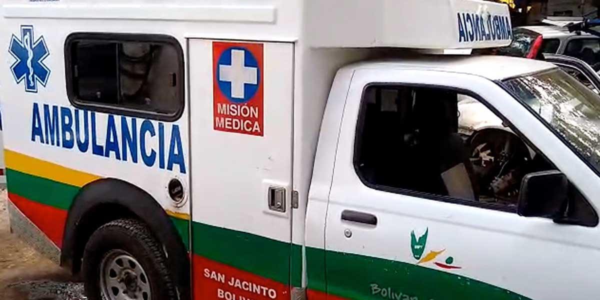 Violentos atacaron misión médica que iba de San Jacinto, Bolívar, a Cartagena